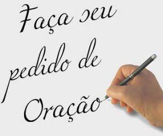 Web Rádio Gospel Manaus: Pedido De Oração
