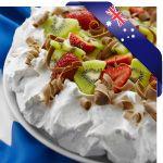 Recipe for Chocolate and Wattle Seed Pavlova
