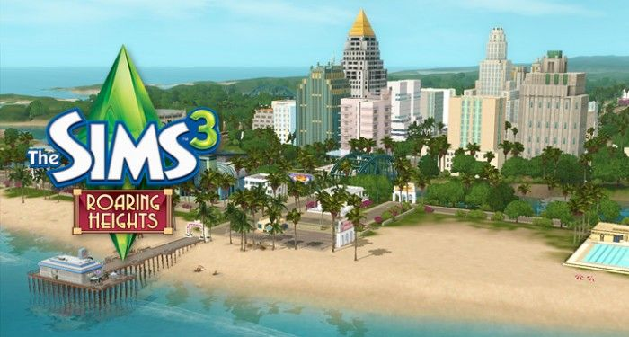 Roaring Heights – New Sims 3 World Coming Soon!