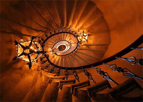 StairwellSpirals Staircases, Stairs,  Helix, Palladio Dreams, Spiral Staircases,  Volute,  Spirals, Architecture Photography, Stairways