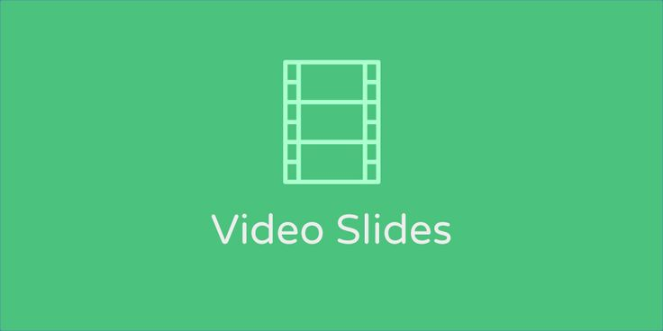 Easing Video Slider: allows you to add slides with videos from YouTube, Vimeo or Wistia.