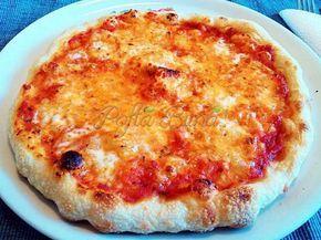 Cum se face celebra pizza napoletana