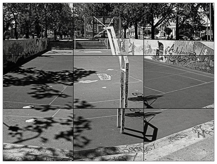 https://flic.kr/p/XHcZJx   Alameda Linares / Basquetbol   [ Achibueno Resiste ]  Linares, noviembre 2016.