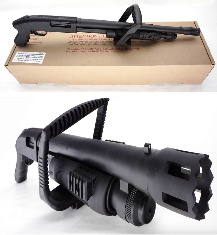 MOSSBERG 500 CHAINSAW CB TACTICAL PISTOL GRIP 12 GA PUMP SHOTGUN Item: 12602951   Mobile GunAuction.com