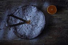 Mandalinalı İsveç keki (yapışkan kek) Kladdkaka - 40Gram