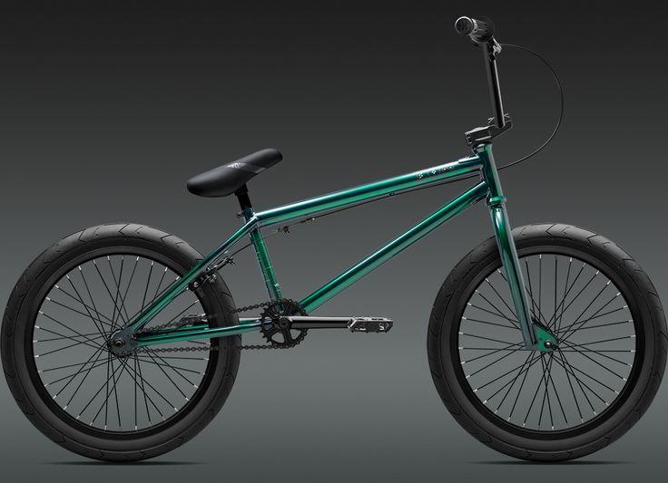 Verde Bikes → 2017 Eon