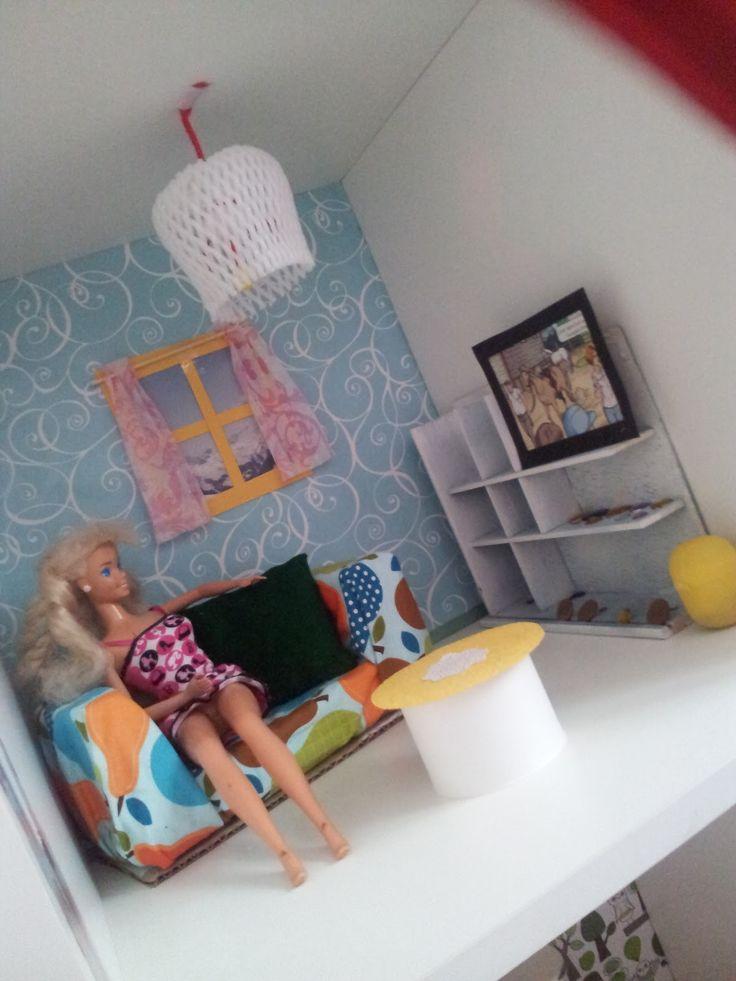 Πάνω από 25 κορυφαίες ιδέες για Barbie puppenhaus στο Pinterest - barbie wohnzimmer möbel
