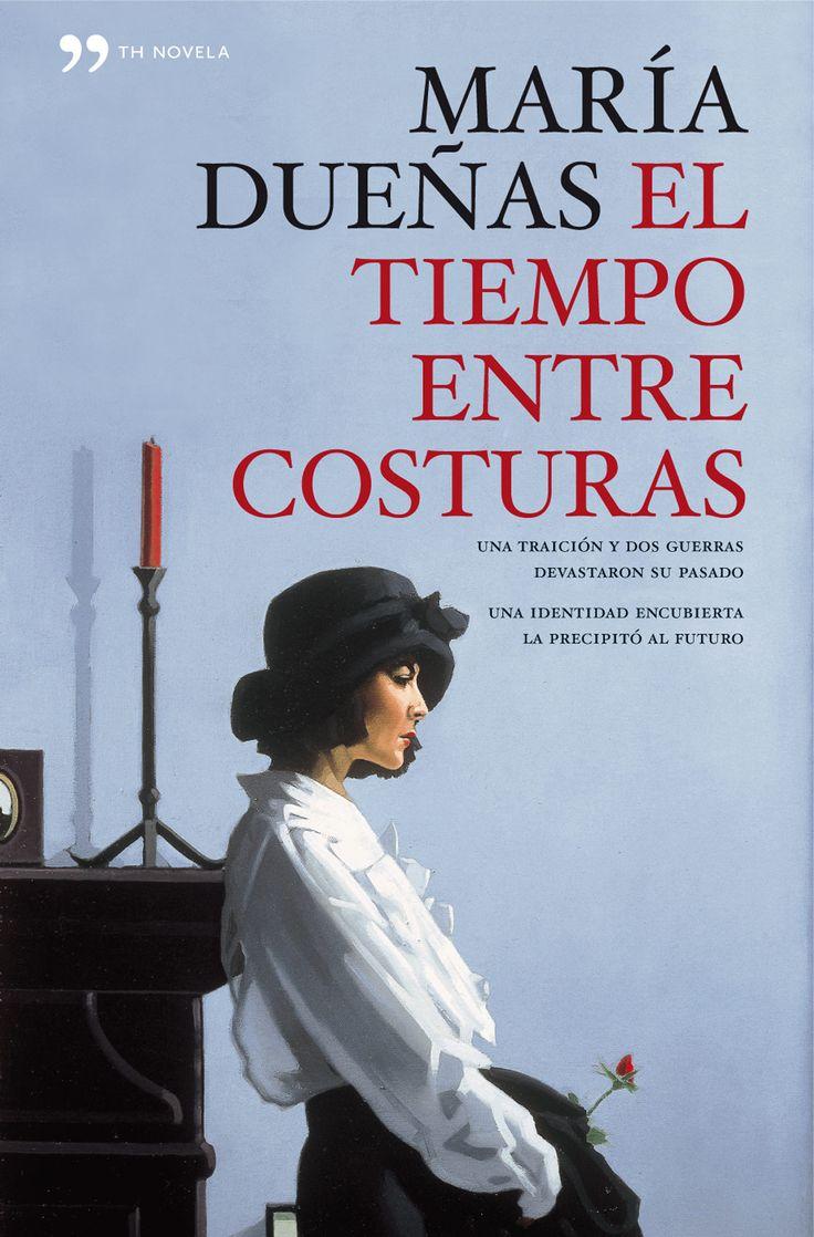 El tiempo entre costuras / María Dueñas  L/Bc 860 DUE tie http://almena.uva.es/search~S1*spi?/ttiempo+entre+costuras/ttiempo+entre+costuras/1%2C1%2C2%2CB/frameset&FF=ttiempo+entre+costuras&2%2C%2C2