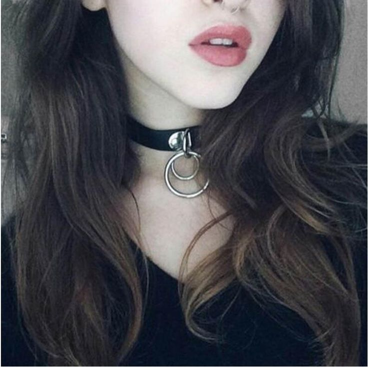 Vintage Bijoux Women Men Jewelry Cool Punk Goth Rivet Choker Necklace Leather Collares Round Metal Pendant Anime Necklaces C665