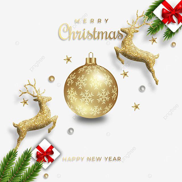 Reno Dorado Navidad Saludo Diseno Fondo Transparente Clipart Transparente Reno Saludo De Reno Png Y Psd Para Descargar Gratis Pngtree Ciervos De Navidad Texto De Feliz Navidad Saludos De Navidad