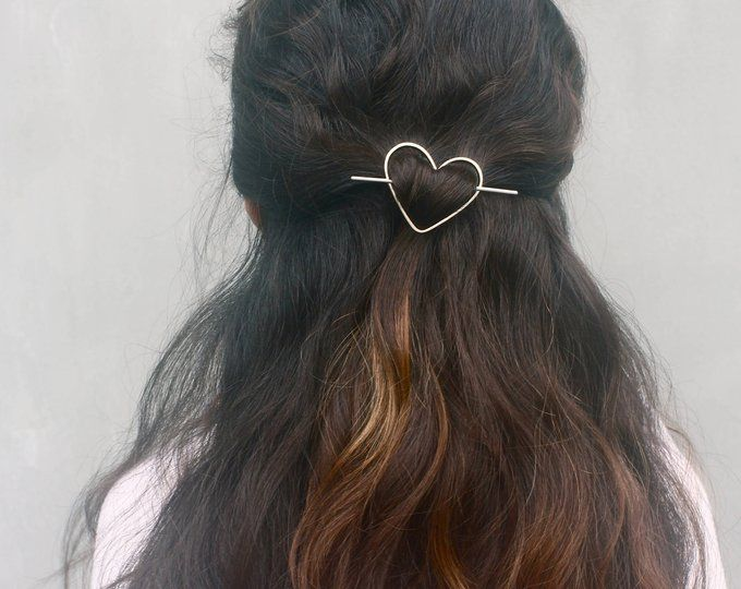 Trio hair clip Hair accessories Hair clips Bridesmaid gifts Jewelry Hair pin Barrettes for women Barrette Gifts for her