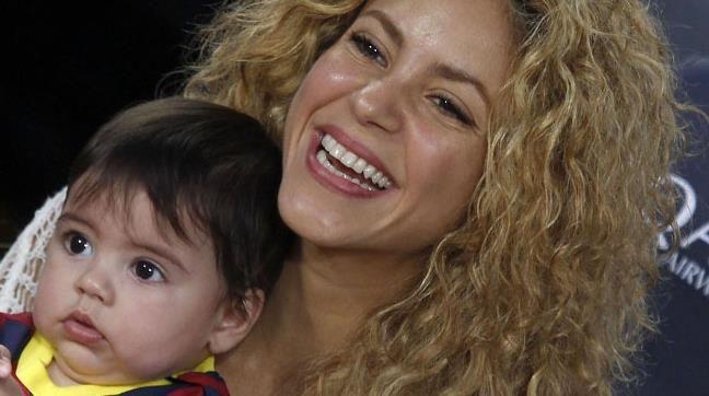 Shakira: Estar embarazada me ayudaba a componer - Cachicha.com