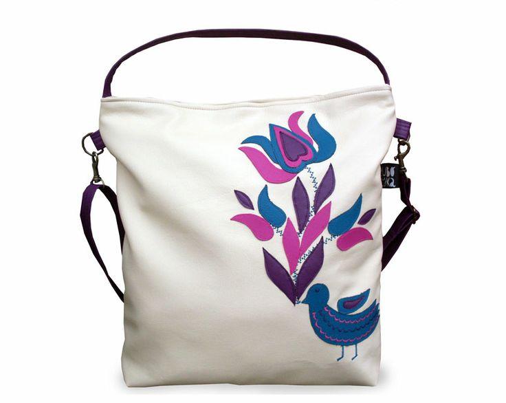 Somogy inspired Hungarian ethnic bag