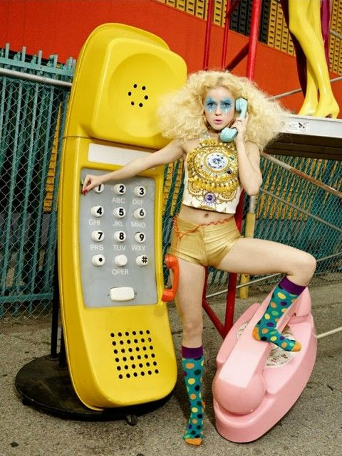David LaChapelle for Happy Socks (F/W 2013)