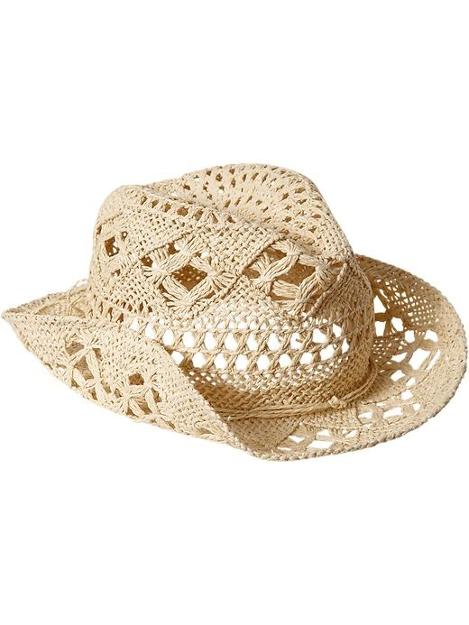 Old Navy | Straw Cowboy Hats for Baby