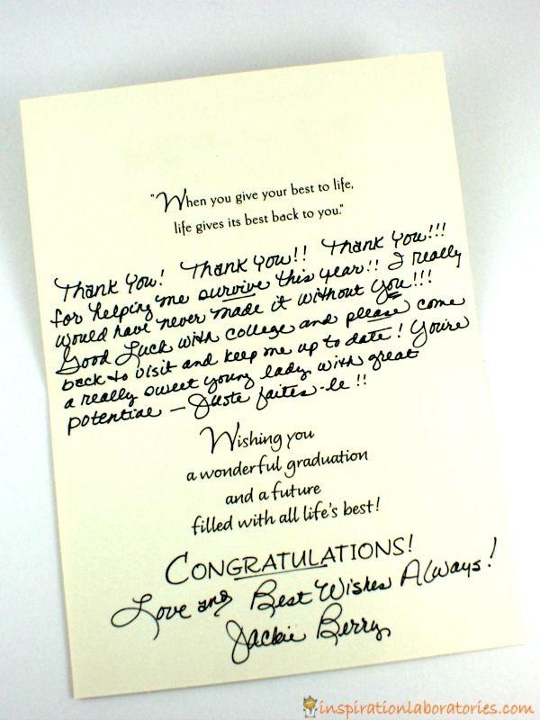 15 Thank You Letter For Student Teacher Payroll Slip Letter