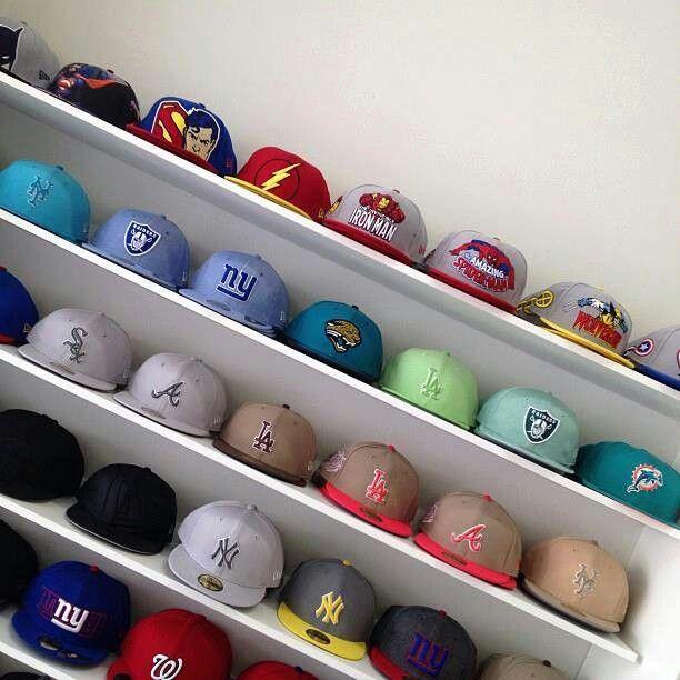 Best 25 Baseball Hat Organizer Ideas On Pinterest