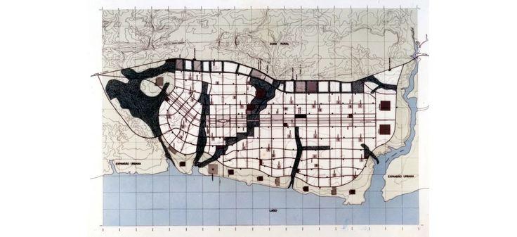 PLANO DIRETOR PALMAS – TO – Grupo Quatro Arquitetura e Urbanismo