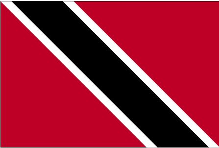 Country Flags: Trinidad and Tobago Flag