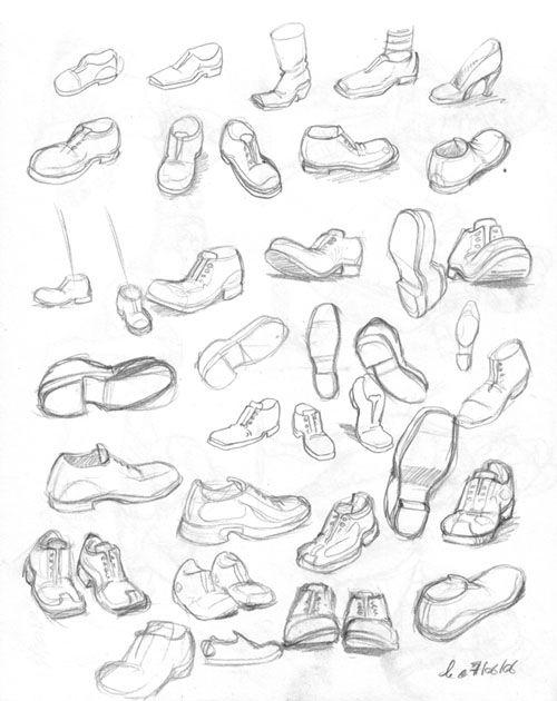 dessin chaussure de face , Recherche Google