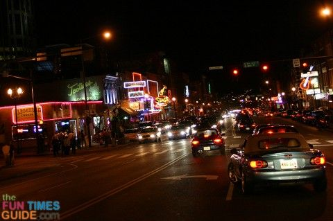 Nashville Nightlife & Pub Crawls: The Best Downtown Nashville Bars And Honky Tonks - The Fun Times Guide to Franklin/Nashville, TN