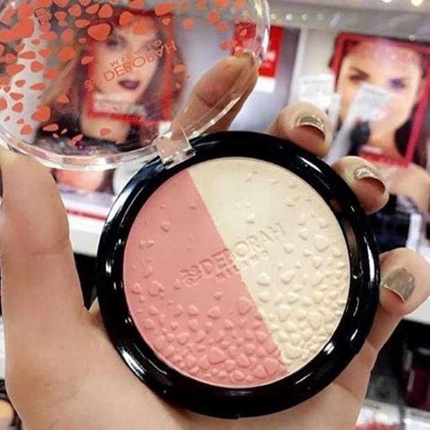 احدث ادوات مكياج مودرن مستوردة من Deborah Milano Products Dehorah Makeup Best Makeup مكياج ديبورا احدث مكياج Deborah Milano Beauty Blush