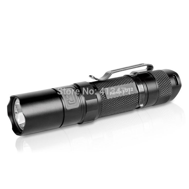 Find More Flashlights & Torches Information about Fenix LD12 LED Flashlight with CREE XP G2 R5 LED    Uses 1 x AA   Black,High Quality flashlight titanium,China flashlight diffuser Suppliers, Cheap flashlight radio from Outdoor Zeal Technology Co Ltd on Aliexpress.com
