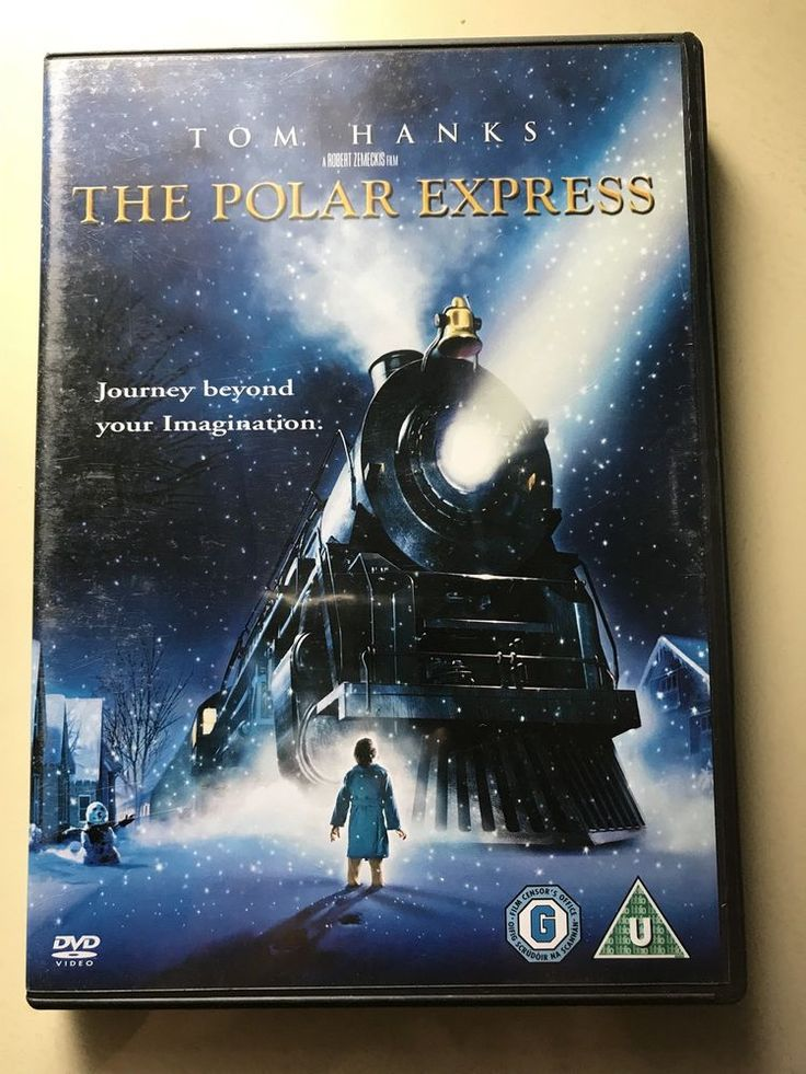 Only £2.79!! The Polar Express DVD