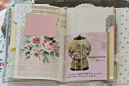 lots of fantastic journal pages shown on this blog!