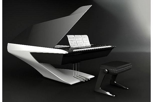 プジョーが作ったピアノ   roomie(ルーミー)