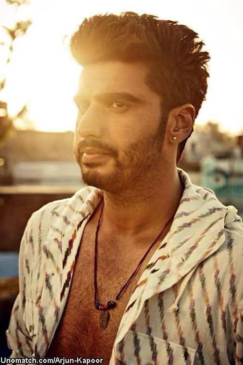 Arjun Kapoor was born on 26 June 1985 in Chembur, Mumbai to the Hindi film producer, Boney Kapoor and the entrepreneur Mona Shourie Kapoor. He is the grandson of filmmaker Surinder Kapoor. He is the nephew of actors Anil Kapoor. like : http://www.Unomatch.com/Arjun-Kapoor/