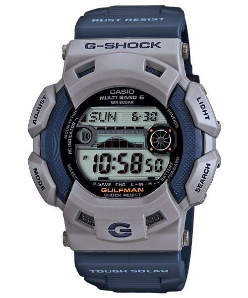 New G-Shock Gulfman May 2012