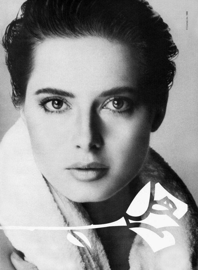 """Isabella Fiorella Elettra Giovanna Rossellini  Born: June 18, 1952, Rome  Height: 5' 8"""" (1.73 m)"""