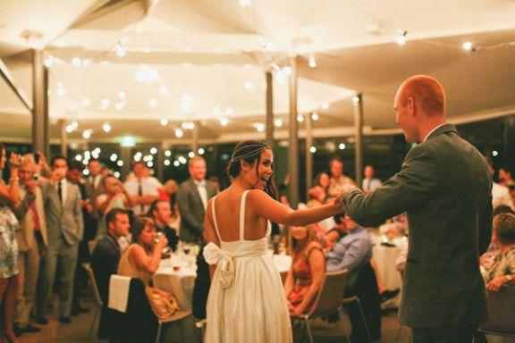 Centennial Parklands Dining Wedding Image Lara Hotz