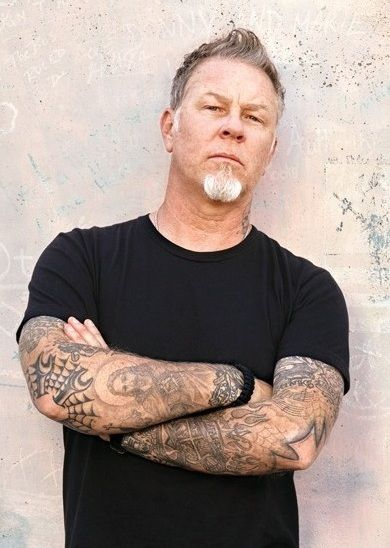 James Hetfield Rib Tattoos Related Keywords \u0026 Suggestions