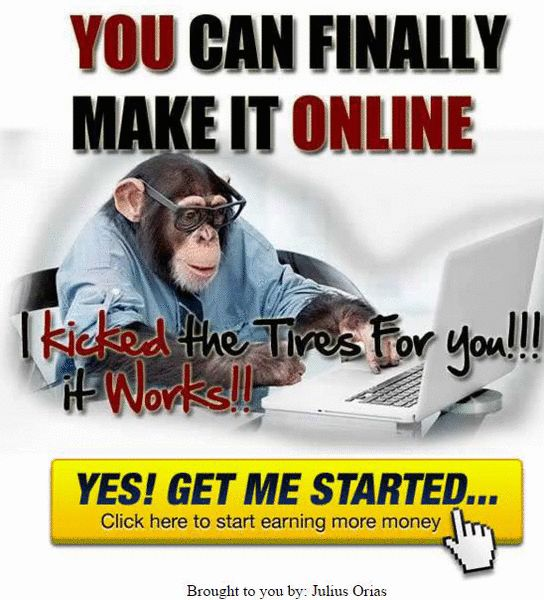 Finally! You can make money online but not by yourself. Community of people's business @ Moneymakersites.com