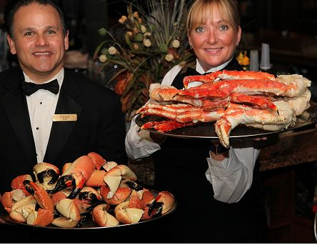 Billy's Stone Crabs!! On the intracoastal waterway, Hollywood Florida. YUM$$$