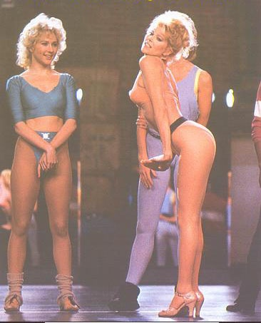 Nude audrey and judy landers