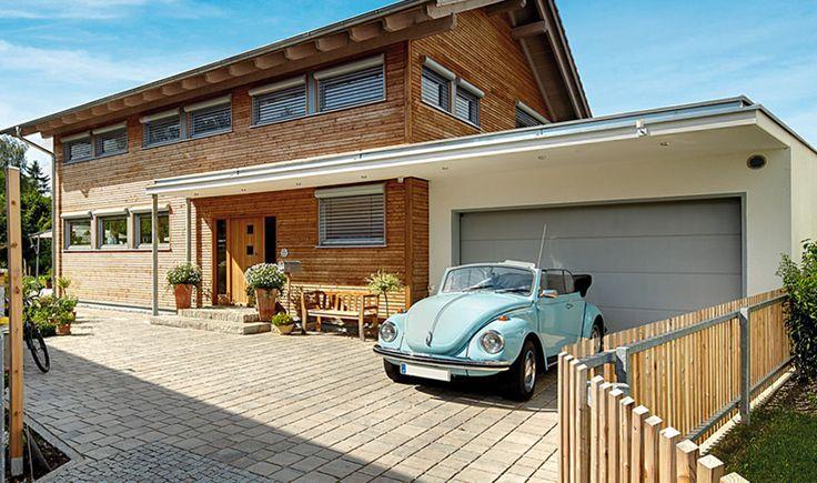 Wohlfühlen Wohnen im Holzhaus: sooo schön! :) Holzhaus Sonnleitner