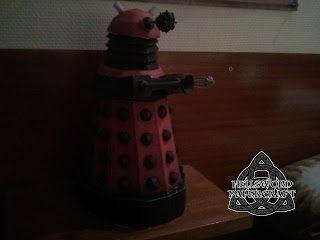 Doctor Who Dalek Papercraft