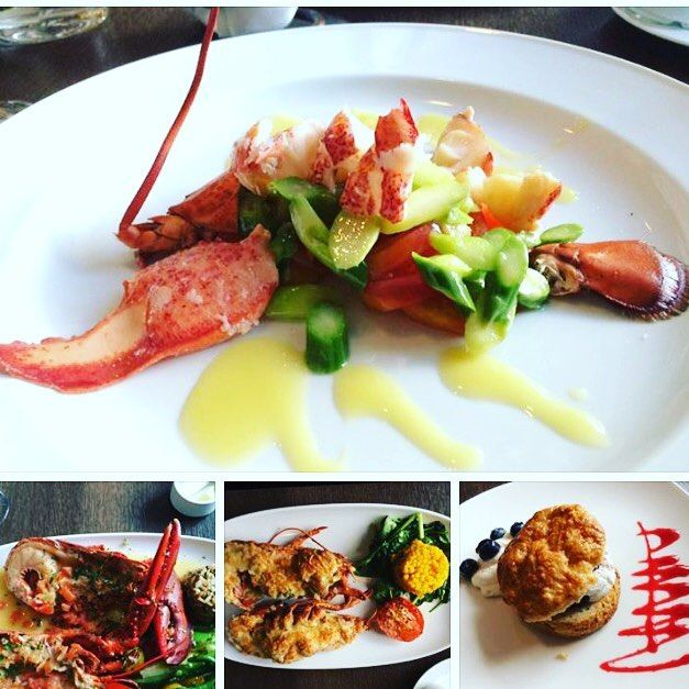 Need a fantastic idea for July? How about the 3 course lobster fest this month at @provencemarinaside. Sent some Silicon Valley VIPs there this week and they raved about executive chef / owner Jean-francis Quaglia's @motochefjf cooking the unique wine choices (white Napa Grenache!) and setting. Guess I deserve my rep!! (Thanks @nwongpr for your gorgeous  )  #lobster #seafood #french #Provence #food #foodie #dinner #marina #restaurant #vsco #vancouver #chef #chic #wine #winetasting #winebar…