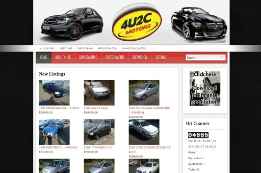 4u2c motors, demo vehicles trader visit them at www.4u2cmotors.co.za