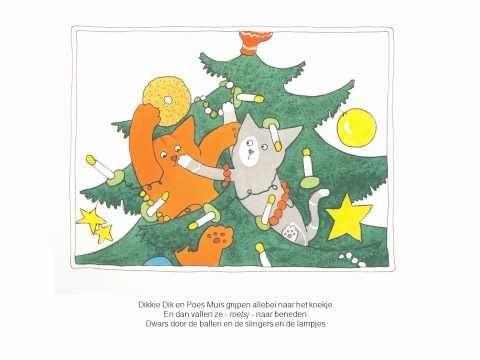 Digitaal prentenboek - Dikkie Dik viert Kerstmis (zonder geluid) ingesproken versie: http://www.youtube.com/watch?v=Cl-E8xfYgt0