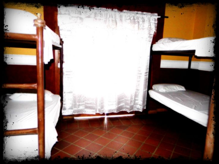 Dormitorio Compartido 6 personas   shared Room 6 people