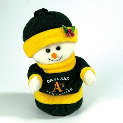 Oakland Athletics Snow Globe