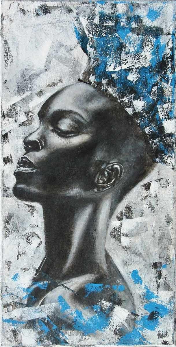 Aisha - Forza Vitale. Un'opera di Mire le Fay.E' incredibile la forza che scaturisce dalla mia anima un secondo prima di piombare nel nero più assoluto....