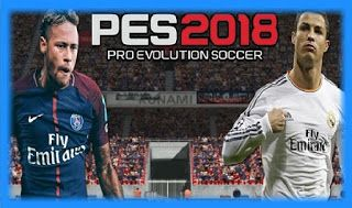 download game ppsspp iso pes 2018 terbaru