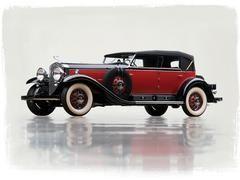 1930 Cadillac V-16 Cabriolet Limousine