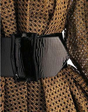 60 ans de Dior : Trench à motif Cannage