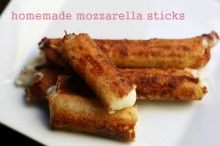 Wonton wrapper mozzarella sticks recipe. Two ingredients and 5 minutes is all it takes!